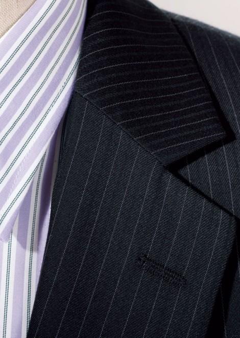 Renoir Mens Suit 212-1 Lapel