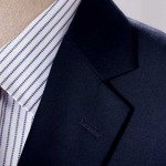 Renoir Mens Suit 201-2 Lapel